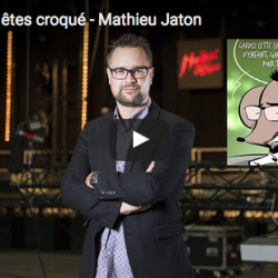 Interview de Mathieu Jaton par Thierry Dällenbach